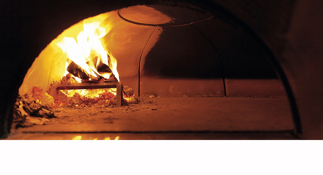Professional Pavesi's oven single-piece refractory oven floor